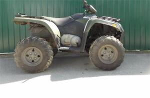 2008 Arctic cat.......BAD CREDIT FINANCING AVAILABLE!!