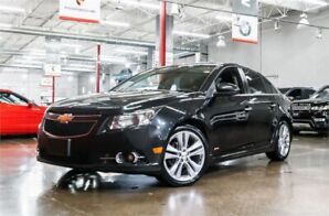 2012 Chevrolet Cruze LTZ Turbo w/1SA