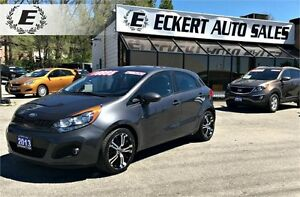 2013 Kia Rio LX+ ECO HATCHBACK | WITH BLUETOOTH
