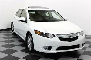 2012 ACURA TSX PREMIUM PKG |LEATHER|SUNROOF|ALLOYS|1 OWNER|PHONE