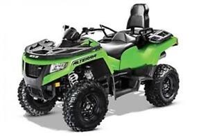 2017 ARCTIC CAT 500 TRV ALTERRA 1 LEFT BLOW OUT ONLY $7,499.00 !