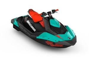 NEW 2018 SEA DOO SPARK TRIXX 2-UP