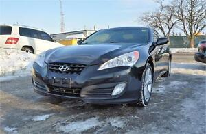 2011 Hyundai Genesis Coupe 2.0 Turbo | Leather | Sunroof