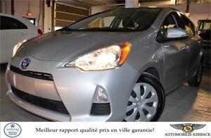 2012 Toyota Prius c HYBRIDE AC/CRUISE/BLUETOOTH $50/SEMAINE