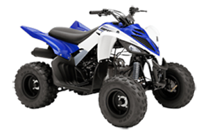 YAMAHA RAPTOR 90 USAGE