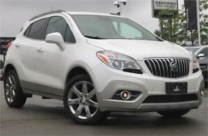 2014 Buick Encore Premium AWD|Sunroof|Leather|Remote Start|Navi