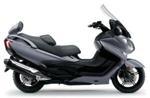 SUZUKI BURGMAN 650 Executive ABS 2018