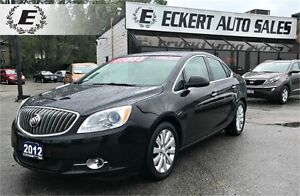2012 Buick Verano WITH BLUETOOTH & SUNROOF