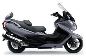 2018 Suzuki Burgman 650-FO-AN650ZAL8- No Payments For 1 Year**