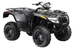 ALL 2018 ARCTIC CAT ATV'S ON CLEARANCE PRICING!!!
