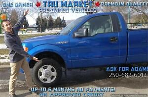 2014 F-150 *One-Owner with Factory Warranty