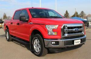 2016 Ford F150 XLT SuperCrew