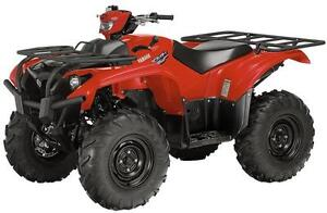 Black Friday Sale:  2016 Yamaha Kodiak 700 EPS Regina Regina Area image 3