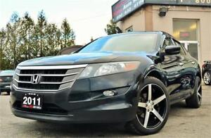 2011 Honda Accord Crosstour EX-L *NO ACCIDENTS* CERTIFIED|WRNTY!