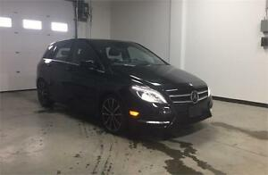 2013 Mercedes Benz B250, B.camera, Pano roof, MINT