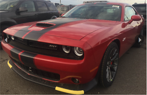 2016 DODGE CHALLENGER SRT AUTO SPRING IS HERE & YOUR NEW WHIP !!