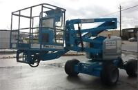 2008 // Genie Z45/25 // Articulated Boom Lift City of Toronto Toronto (GTA) Preview