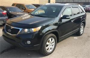 2012 Kia Sorento LX No Accident with Remote starter