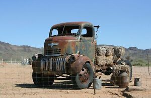 WANTED 1941-46 chev or GMC COE