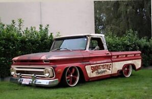 WANTED 64-66 CHEV TRUCK PARTS
