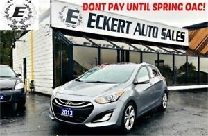2013 Hyundai Elantra GT HATCHBACK WITH LEATHER / SUNROOF