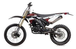 T4B X35 Off Road Dirt Bike Motocross Motorcycle 250cc 21/18