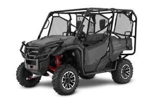 HONDA PIONEER  1000 LE 5/SIDE BY SIDE- limited edition shock FOX