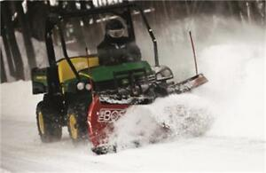 BOSS ATV PLOWS AT GREEN DIAMOND EQUIPMENT!