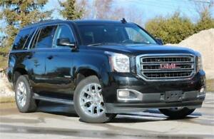 2018 Gmc Yukon SLT|Leather|Heated Seats|Sunroof|Rear DVD|Navi