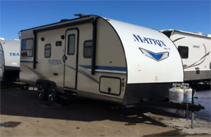 PRICE REDUCED ON THIS GREAT LIGHT WEIGHT COUPLES TRAVEL TRAILER