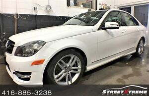 2014 Mercedes-Benz C300 **ALL WHEEL DRIVE w/ NAVI & PARKTRONIC**