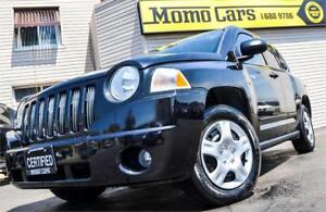 2008 Jeep Compass Sport! AuxIn+Cruise+A/C! ONLY $125/bi-weekly!