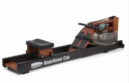WATER ROWER CLUB COMMERCIAL ROWING MACHINE
