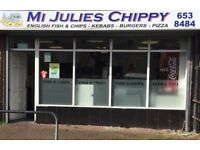 FISH & CHIPS, FAST FOOD TAKEAWAY BUSINESS REF 145290