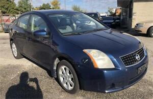 2009 Nissan Sentra 2.0, dealer serviced!