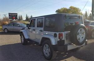 2010 Jeep Wrangler Unlimited Sahara London Ontario image 4