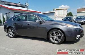 2011 Acura TL SH AWD 2011, SEULEMENT 43 000 KM, Impeccable !