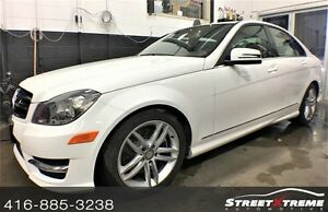 2014 Mercedes-Benz C300 **FULLY LOADED ALL WHEEL DRIVE**