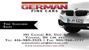 GERMAN FINE CARS****SERVICE AT GREAT PRICE****