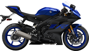 2019 Yamaha YZF-R6 - FO-YZFR6AKB - Free Delivery in GTA**