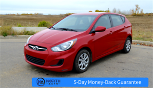 2014 Hyundai Accent GLS I BAD CREDIT ACCEPTED