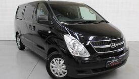 Looking to swap Hyundai Iload Comfort 2.5 CRDI Van in excellent condition for something smaller