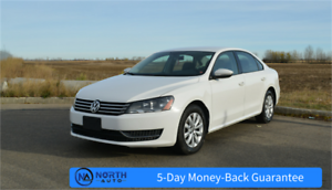 2012 Volkswagen Passat I $110 Bi-Weekly