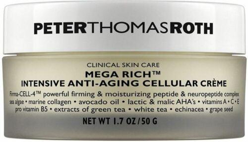65 Value Peter Thomas Roth Mega Rich Intensive Anti-Aging Cellular Creme, 1.7 - $40.95