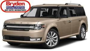 2018 Ford Flex Limited / 3.5L V6 / Auto / AWD **Executive**