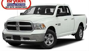 2016 Dodge Ram 1500 SLT / 5.7L Hemi / Auto / 4x4 **Just 26,000km