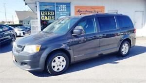 2012 Dodge Grand Caravan SXT - Sto-N-Go, Safety Certified