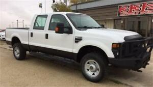 2008 Ford Super Duty F-350 XL V10 4x4