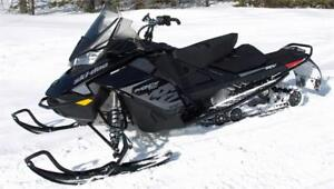 Reduced ! Skidoo 850 MXZ TNT E Start to clear !