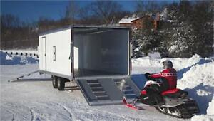 Trailers Plus Peterborough >> Enclosed Trailers | Buy or Sell Used or New Cargo Trailers ...
